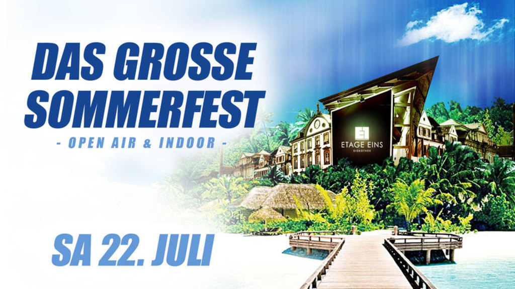 Das große Sommerfest - Open Air