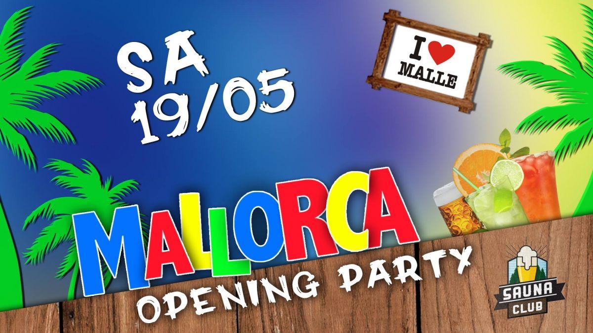 Das große Mallorca Opening