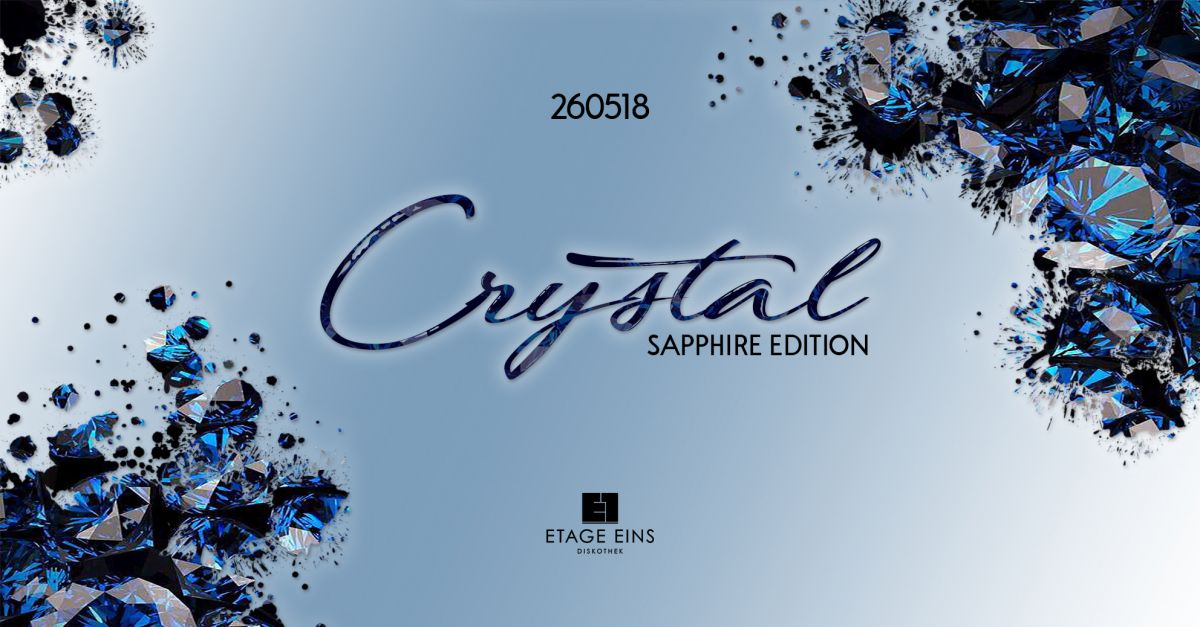 Crystal - Sapphire Edition