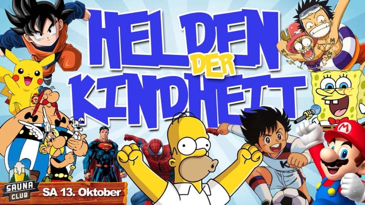 Helden der Kindheit