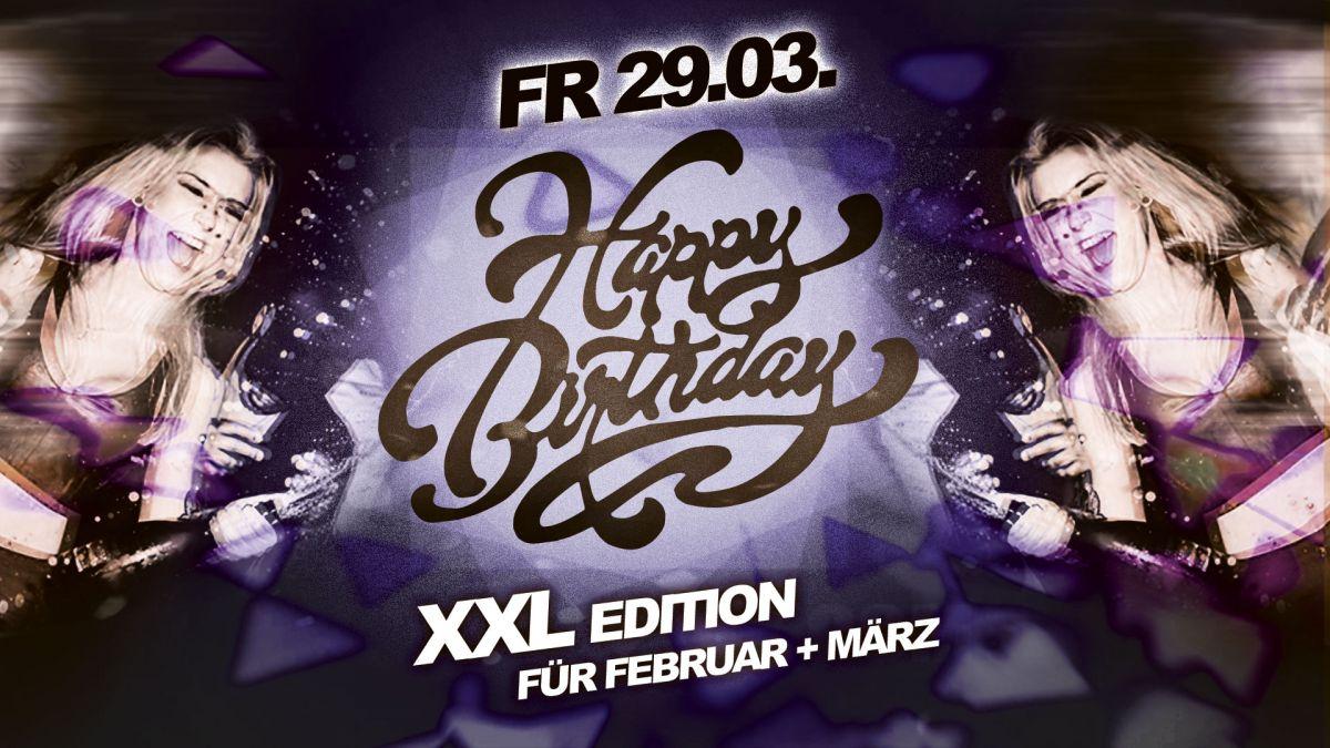 Birthday Party - XXL Edition