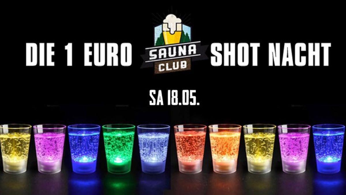 Die 1 EUR Shotnacht
