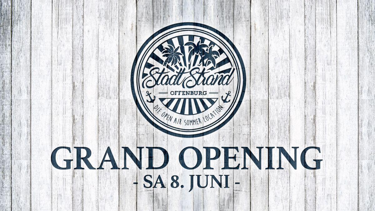 Stadtstrand Grand Opening