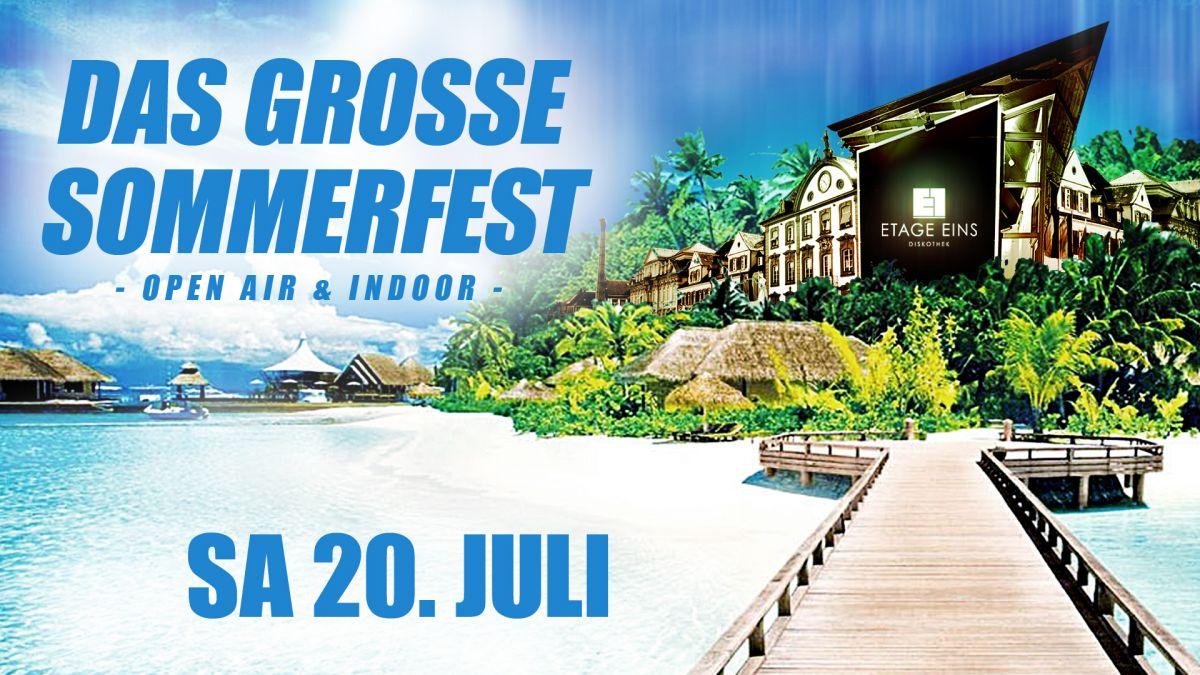 Das große Sommerfest