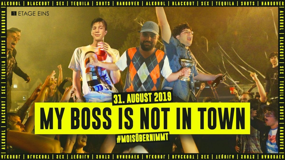 My Boss is not in Town