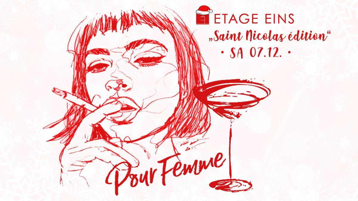 Pour Femme // Saint Nicolas édition