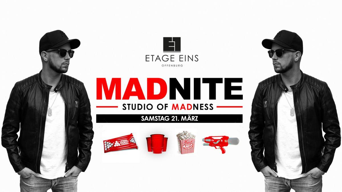 Mad Nite - Studio of Madness