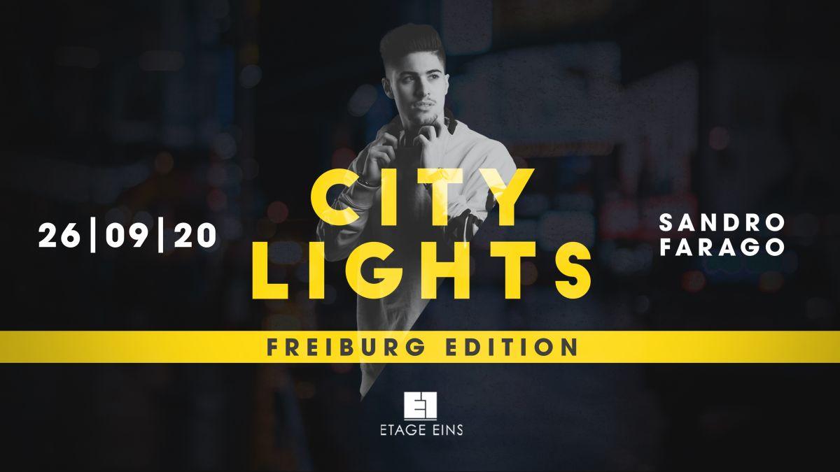City Lights Freiburg Edt.
