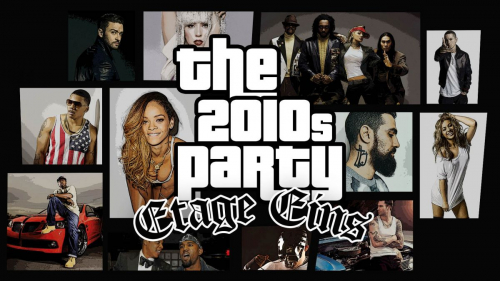 The 2010s Party