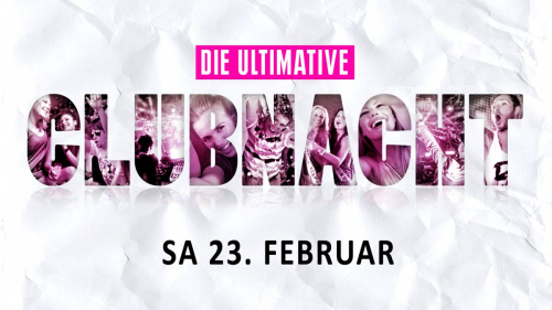 Die ultimative Clubnacht