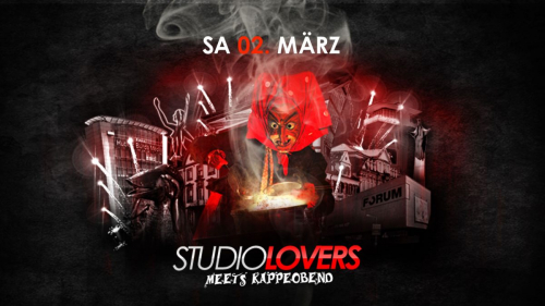 Studio Lovers meets Kappeobend