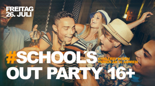 School´s Out Party